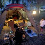 【キャンプ】江の川(ごうのかわ)カヌー公園さくぎでファミリーキャンプ(17回目)~広島県三次市作木町にある初心者向けキャンプ場