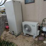 【給湯設備】電気温水器からエコキュートへの交換工事(福山市御幸町)~配管工事は得意分野