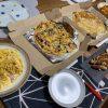 【テイクアウト】福山市鞆町の「鞆町カフェー454」のパスタ&ピザ~おうちで本格イタリアン