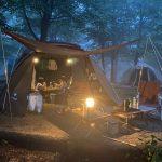 【キャンプ】一向平(いっこうがなる)キャンプ場でファミリーキャンプ(21回目)~鳥取県東伯郡琴浦町にあるキャンプ場