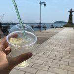 【カフェ】福山市鞆町の「鞆一商店」~鞆・瀬戸内のドリンクとお土産のお店
