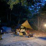 【キャンプ】魅惑の里キャンプ場でファミリーキャンプ(22回目)~広島県廿日市市にあるキャンプ場