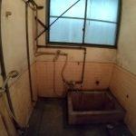 【トイレ】工場に女性専用トイレを新設!vol.1~浴室だった場所をトイレに