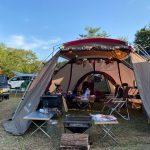 【キャンプ】たけべの森公園オートキャンプ場でファミリーキャンプ(27回目)~岡山県岡山市にあるキャンプ場