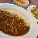 【ランチ】福山市鞆町の「鞆町カフェー454」~じっくり煮込んだ特製ハヤシライス