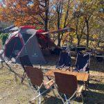 【キャンプ】座面高35cmのローチェア(スリムエックスチェア)~愛用しているキャンプ道具・グッズを紹介するだけのブログvol.3