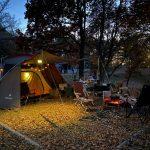 【キャンプ】津黒高原キャンプ場でファミリーキャンプ(28回目)~岡山県真庭市蒜山にあるキャンプ場