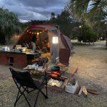 【キャンプ】大池オートキャンプ場でファミリーキャンプ(29回目)~香川県東かがわ市にあるキャンプ場