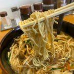 【ラーメン】福山市松永町の「中華食堂 ふくの家」~野菜たっぷりの醤油ラーメン