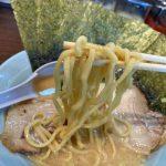 【ラーメン】福山市手城町の「横浜家系ラーメン魂心家」~濃厚でまろやかな豚骨スープ