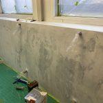 【トイレ】工場内のトイレ改装工事 vol.6~壁塗装工事