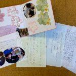 【軽トラ市】鞆の浦学園の生徒、先生からお手紙をいただきました!
