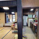 【空き家再生】福山市鞆町の空き家再生プロジェクト第7弾 vol.8~毎週木曜AM片付けDAY!台所を重点的に片付け