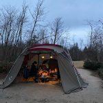 【キャンプ】DACG-大山オートキャンプ場でファミリーキャンプ(34回目)~鳥取県西伯郡伯耆町にあるキャンプ場