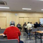 【鞆の浦】町内会の総会に参加~令和3年度石井町内会事業計画