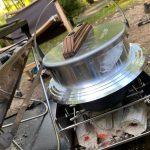 【キャンプ】炊飯 キャンプ羽釜3合炊き(ユニフレーム)~愛用しているキャンプ道具・グッズを紹介するだけのブログvol.4