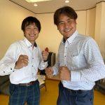 元プロ野球選手の江草仁貴さんが会社に突撃訪問!