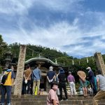 【清掃】沼名前神社の境内清掃~軽トラ市は6月から再開!令和3年のお手火神事は無観客