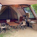 【キャンプ】子ども専用のミニチェア MINI CHAIR~愛用しているキャンプ道具・グッズを紹介するだけのブログvol.6
