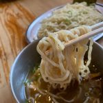 【ラーメン】福山市笠岡町の「ぶちくさらぁめん」~限定ランチ営業!魚介ベースの甘辛つけ麺