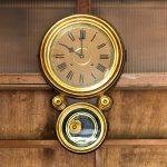 【空き家再生】空き家再生プロジェクト第7弾 vol.28~1885年アメリカのイングラム社製だるま時計