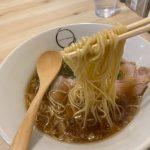 【ラーメン】福山市延広町の「拉麺HAKU」~魚介の旨みたっぷりの醤油ラーメン